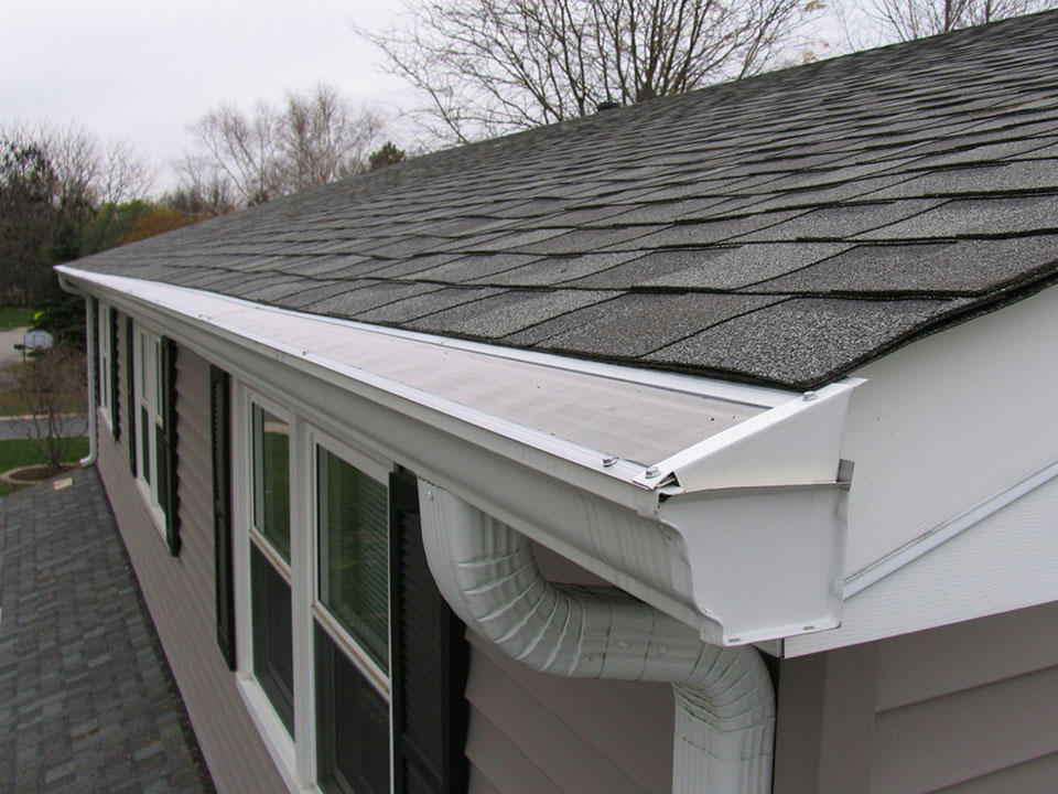Heated Gutters Gutter Guards Gutterdome